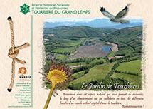 Livret pédagogique : Le jardin de Tourbière - Réserve naturelle nationale du Grand Lemps