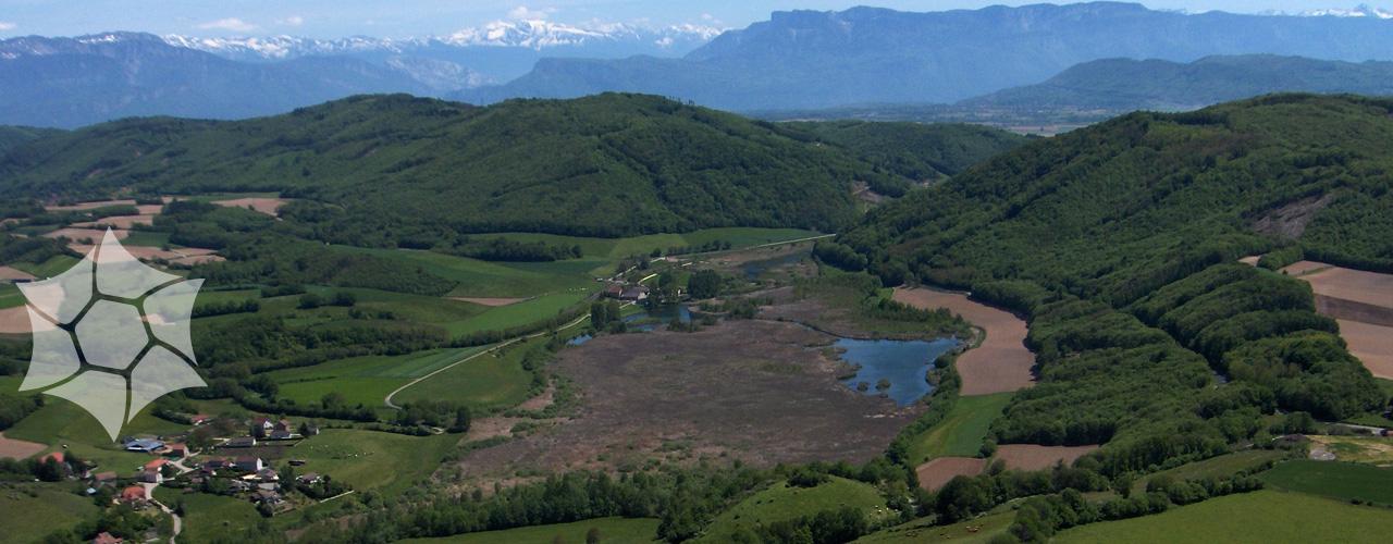 Réserve naturelle nationale de la Tourbière du Grand Lemps © CEN Isère – G. Maillet