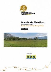 Marais de Montfort, plan de préservation et d'interprétation