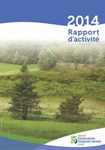 CEN Isère - Rapport d'activité 2014
