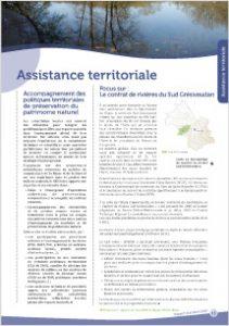 L'animation territoriale du CEN Isère en 2013