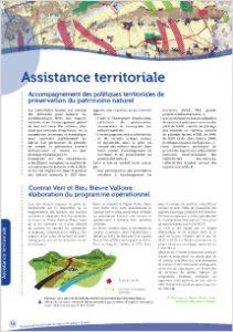 L'animation territoriale du CEN Isère en 2015