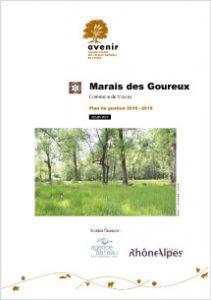 Plan de gestion du marais des Goureux