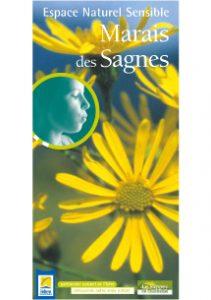 Marais des Sagnes - Plaquette du sentier de découverte