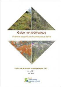 Inventaire des pelouses et coteaux secs de l'Isère - Guide méthodologique - CEN Isère 2014