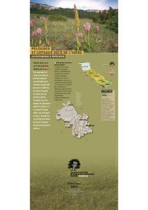 Pelouses et coteaux secs de l'Isère, un patrimoine à préserver