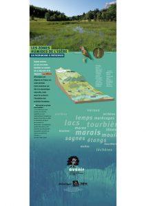 Zones humides de l'Isère, un patrimoine à préserver